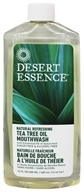 Desert Essence - Natural Refreshing Tea Tree Oil Mouthwash - 16 oz. LUCKY DEAL
