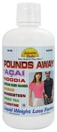 Dynamic Health - Pounds Away Liquid Weight Loss Program - 32 oz.