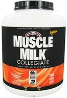 Cytosport - Muscle Milk Genuine Collegiate Calorie Replacement Drink Mix Strawberries 'n Creme - 5.29 lbs.