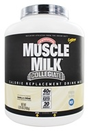 Image of Cytosport - Muscle Milk Genuine Collegiate Calorie Replacement Drink Mix Vanilla Creme - 5.29 lbs.