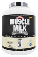 Cytosport - Muscle Milk Genuine Collegiate Calorie Replacement Drink Mix Vanilla Creme - 5.29 lbs. by Cytosport