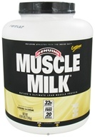 Cytosport - Muscle Milk Genuine Nature's Ultimate Lean Muscle Protein Cookies 'N Creme - 4.94 lbs. (660726504260)