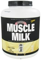 Cytosport - Muscle Milk Genuine Nature's Ultimate Lean Muscle Protein Cookies 'N Creme - 4.94 lbs. by Cytosport