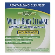 Enzymatic Therapy - Whole Body Cleanse Complete 10-Day Cleansing System by Enzymatic Therapy