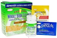 Enzymatic Therapy - Whole Body Cleanse Complete 10-Day Cleansing System Lemon Flavored