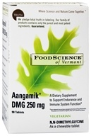 FoodScience of Vermont - Aangamik DMG 250 mg. - 90 Chewable Tablets