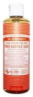 Dr. Bronners - Magic Pure-Castile Soap Organic Tea Tree - 8 oz., from category: Personal Care