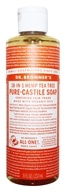 Dr. Bronners - Magic Pure-Castile Soap Organic Tea Tree - 8 oz.