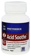 Enzymedica - Acid Soothe - 30 Capsules