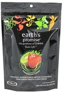 Enzymatic Therapy - Earth's Promise Green Drink Mix 14 Day Supply Strawberry Kiwi Flavor - 6.6 oz.