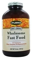 Flora - Udo's Choice Wholesome Fast Food - 16 oz. (061998675106)