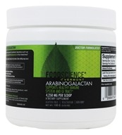 FoodScience of Vermont - Arabinogalactan Powder - 100 Grams (026664342010)
