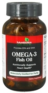 Futurebiotics - Omega-3 Fish Oil - 100 Softgels by Futurebiotics