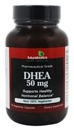 Futurebiotics - DHEA 50 mg. - 75 Vegetarian Capsules by Futurebiotics
