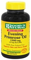Good 'N Natural - Evening Primrose Oil 1300 mg. - 60 Softgels (074312432316)