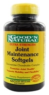 Good 'N Natural - Extra Strength Joint Maintenance Softgels - 60 Softgels (074312470608)