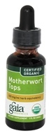 Gaia Herbs - Motherwort Tops Certified Organic - 1 oz. Formerly Motherwort Flowering Herb by Gaia Herbs