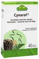 Dr. Dunner - Cynarol (Artichoke Concentrate) - 40 Capsules, from category: Herbs