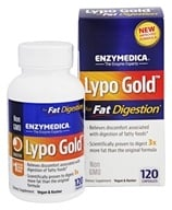 Lypo gold - 120 Capsules by Enzymedica