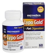 Enzymedica - Lypo Gold - 60 Capsules, from category: Nutritional Supplements