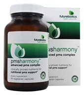 Futurebiotics - PMS Harmony Advanced PMS Complex - 56 Vegetarian Capsules