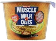 Cytosport - Muscle Milk 'n Oats Maple & Brown - 2.7 oz.