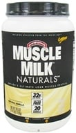 Cytosport - Muscle Milk Naturals Nature's Ultimate Lean Muscle Protein Natural Vanilla - 2.47 lbs., from category: Sports Nutrition
