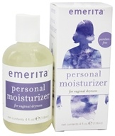 Emerita - Feminine Personal Moisturizer with Calendula - 4 oz. by Emerita
