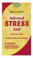 Enzymatic Therapy - Fatigued to Fantastic Adrenal Stress-End - 60 Capsules