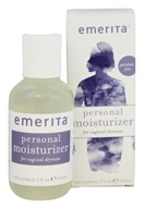 Emerita - Personal Moisturizer with Aloe & Vitamin E - 2 oz., from category: Sexual Health