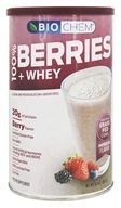 Biochem by Country Life - Berries & Whey Berry Flavor - 11.1 oz.