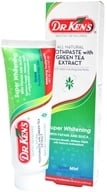 Dr. Ken's - Toothpaste Maximum Care Whitening Fluoride Free Spearmint - 5.2 oz. by Dr. Ken's