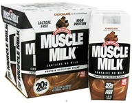 Cytosport - Muscle Milk RTD Nutritional Shake Chocolate - 4 Pack(s) (180530000814)