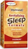 Enzymatic Therapy - Revitalizing Sleep Formula contains Wild Lettuce Extract - 30 Ultracap(s)