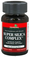 Futurebiotics - Super Silica Complex - 60 Vegetarian Tablets - $5.95