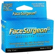 Image of Face Doctor - FaceSurgeon Medicated Soap - 2 oz.