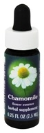 Flower Essence Services - Chamomile Flower Essence - 0.25 oz.