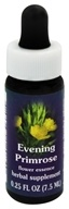 Flower Essence Services - Evening Primrose Flower Essence - 0.25 oz. - $5.59