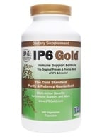 IP-6 International, Inc. - IP6 Gold Immune Support Formula - 240 Vegetarian Capsules