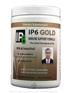 IP-6 International, Inc. - Dr. Shamsuddin's Original IP6 Gold Immune Support with IP6 & Inositol Tropical Fruit Flavor - 14.6 oz. formerly IP-6 & Inositol Immune Support Formul (019852102978)