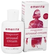 Emerita - Response Topical Sexual Arousal Cream - 1 oz. by Emerita