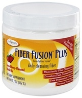 Image of Enzymatic Therapy - Fiber Fusion Daily Cleansing Fiber Incrediberry-Flavored - 5.8 oz.