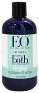 EO Products - Bubble Bath Be Well Eucalyptus & Arnica - 12 oz. (636874030531)