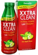 Detoxify Brand - Xxtra Clean Herbal Cleanse Sour Apple Flavor - 20 oz., from category: Detoxification & Cleansing