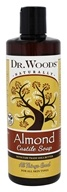 Dr. Woods - Shea Vision Castile Soap With Organic Shea Butter Pure Almond - 16 oz.