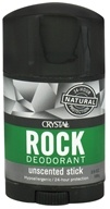Crystal Body Deodorant - Crystal Wide Stick Body Deodorant For Men & Women By French Transit - 3.5 oz.