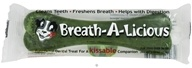Image of Dancing Paws - Breath-A-Licious Large Bone For Dogs Over 50 Lb - 2.23 oz.