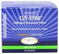 Enzymatic Therapy - GS-1500 Unflavored - 30 Packet(s) (763948017638)