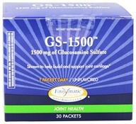 Enzymatic Therapy - GS-1500 Unflavored - 30 Packet(s) - $16.79