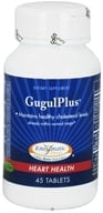 Enzymatic Therapy - GugulPlus - 45 Tablets CLEARANCE PRICED, from category: Herbs